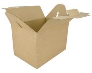 Gable box open